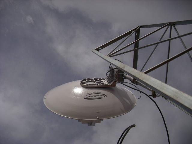 Parabólica de Celular Rural 4g 3g 40 DBi85 cm de Diâmetro