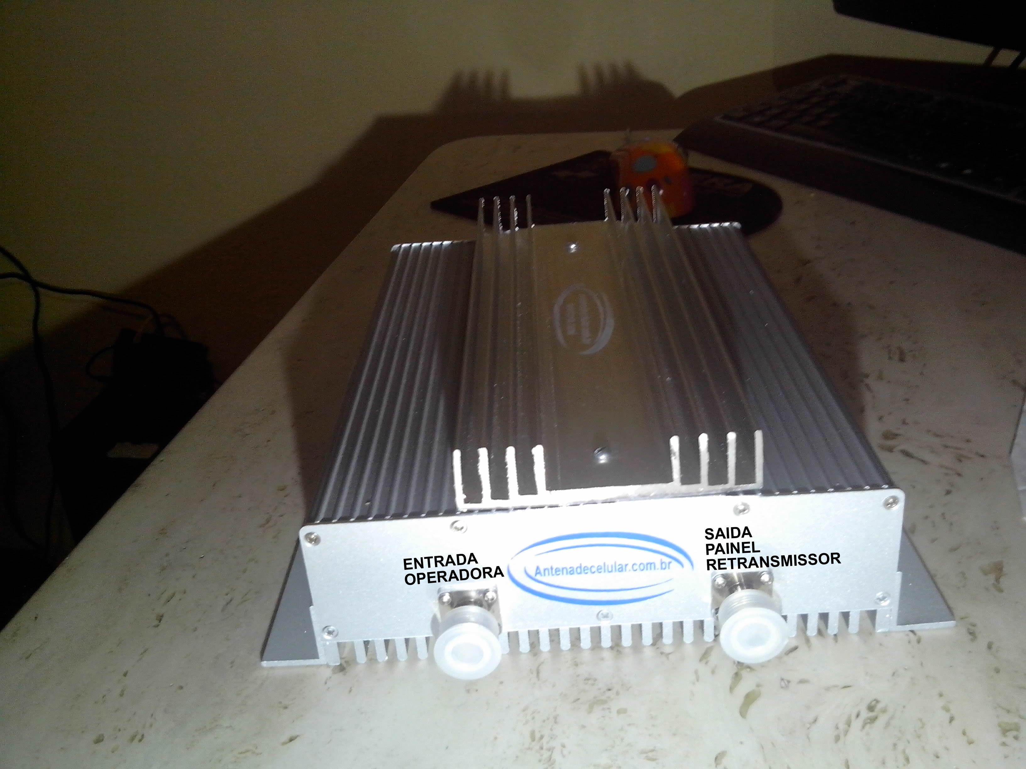 Repetidor de Celular 900 MHz