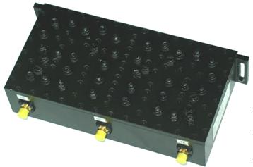 Duplexadores para amplificadores de sinal de celular